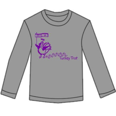 2017 Turkey Trot Event T-Shirt (Youth)
